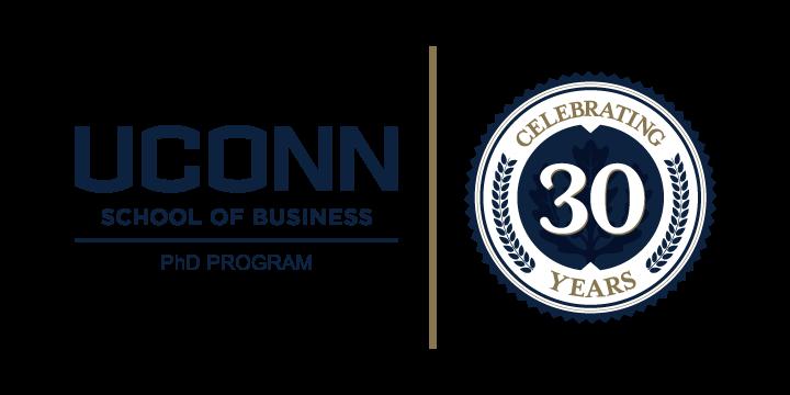 UConn School of Business PhD Program 30th Anniversary