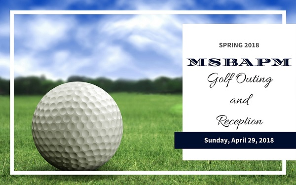 MSBAPM Gold Outing