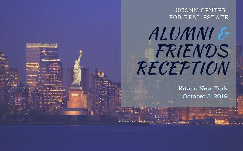 Center for Real Estate Alumni & Friends Reception