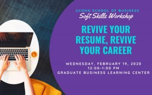 Revive Your Resume, Revive Your Career Workshop