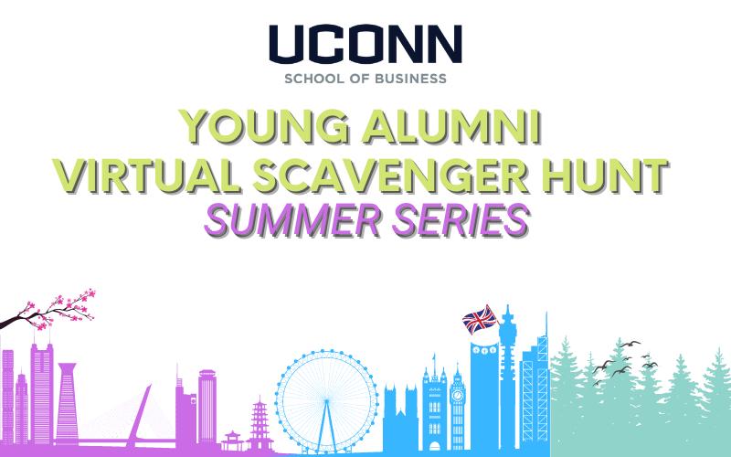 Young Alumni Scavenger Hunt: Summer Series